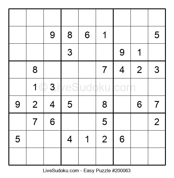 Beginners Puzzle #200063