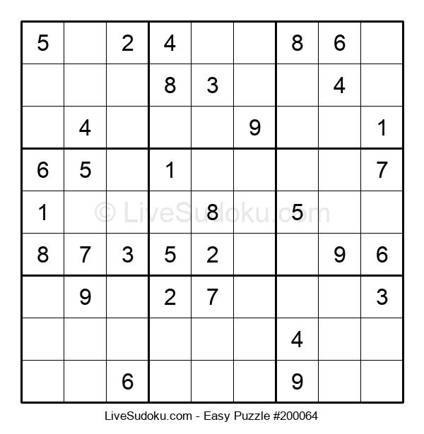 Beginners Puzzle #200064
