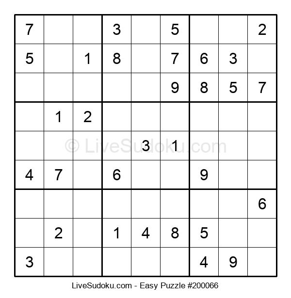 Beginners Puzzle #200066