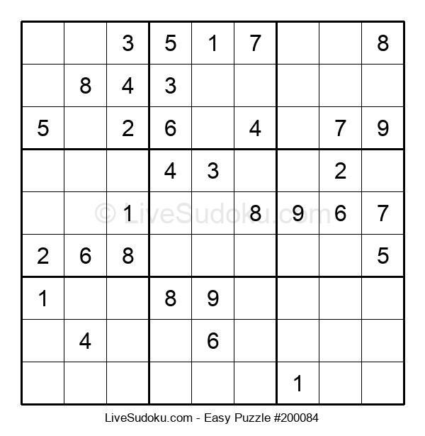 Beginners Puzzle #200084