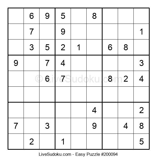 Beginners Puzzle #200094