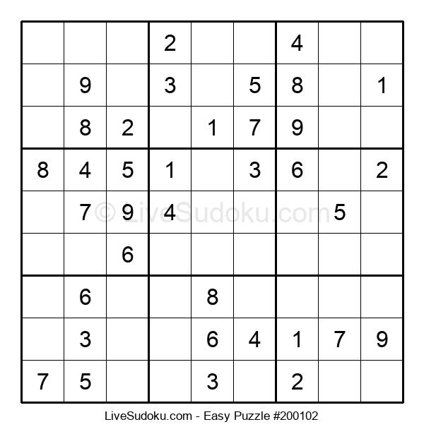 Beginners Puzzle #200102