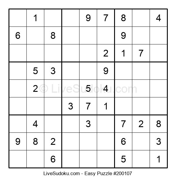 Beginners Puzzle #200107