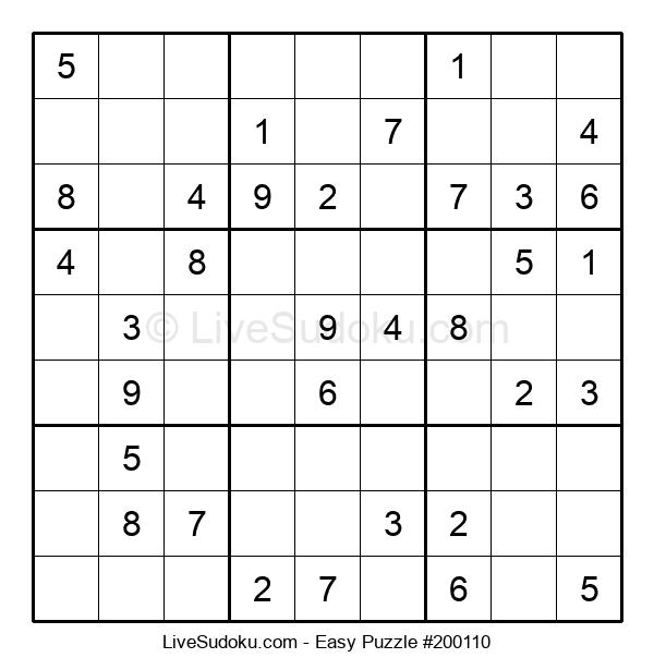 Beginners Puzzle #200110