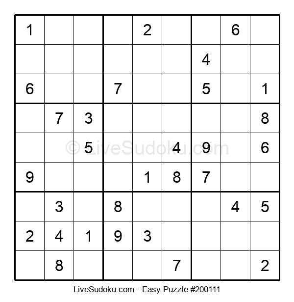 Beginners Puzzle #200111