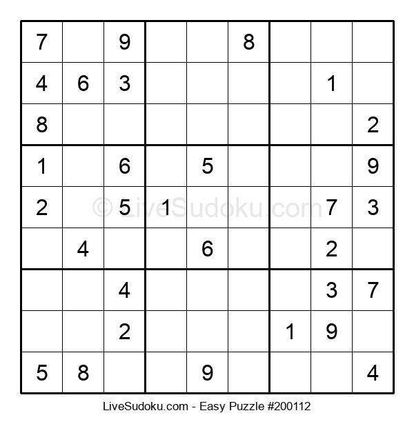 Beginners Puzzle #200112