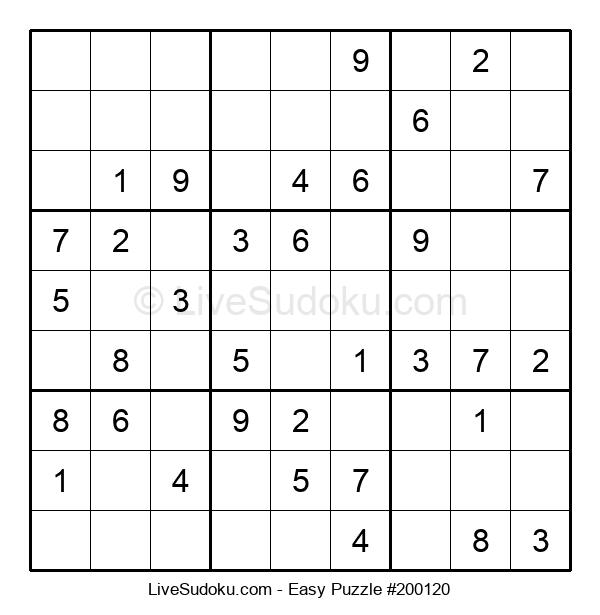 Beginners Puzzle #200120