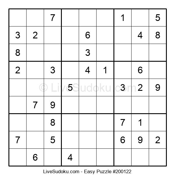 Beginners Puzzle #200122