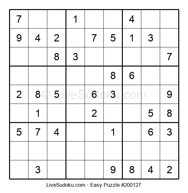 Beginners Puzzle #200127