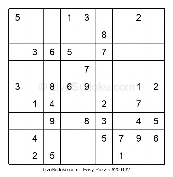 Beginners Puzzle #200132