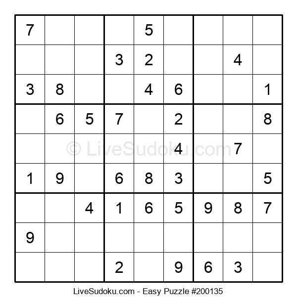 Beginners Puzzle #200135