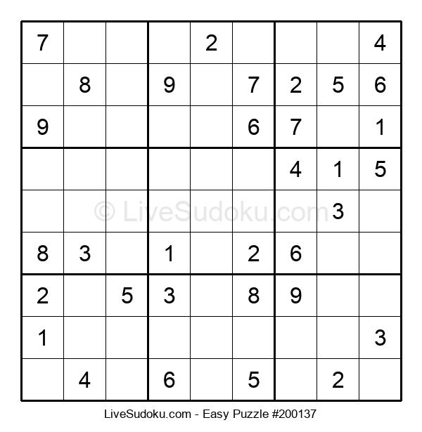 Beginners Puzzle #200137