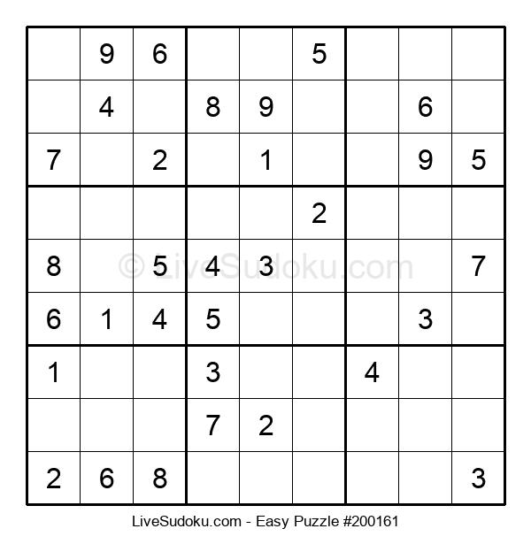 Beginners Puzzle #200161