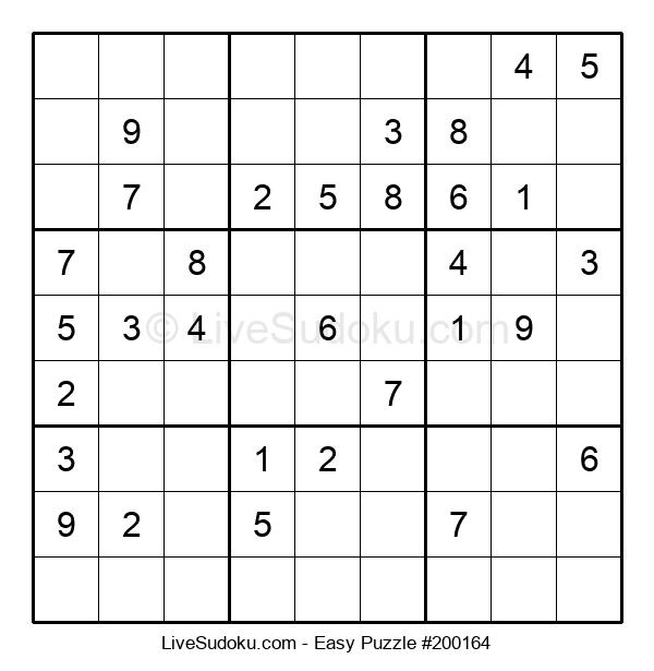 Beginners Puzzle #200164