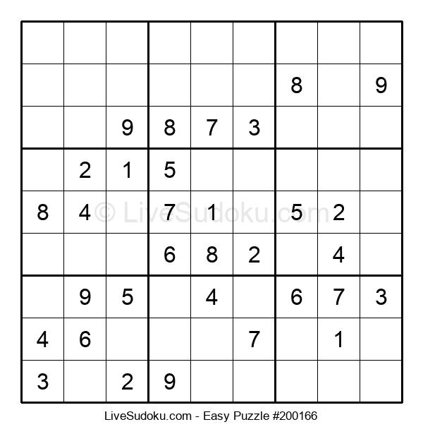 Beginners Puzzle #200166