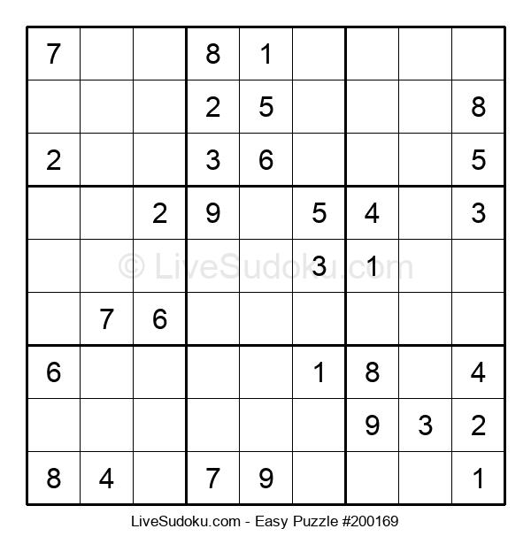 Beginners Puzzle #200169
