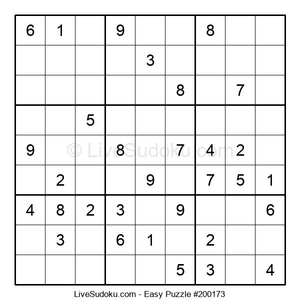 Beginners Puzzle #200173