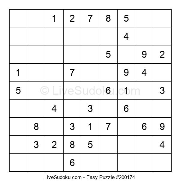 Beginners Puzzle #200174