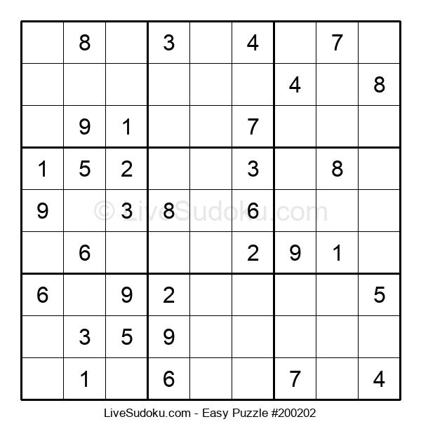 Beginners Puzzle #200202