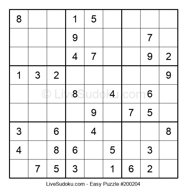 Beginners Puzzle #200204
