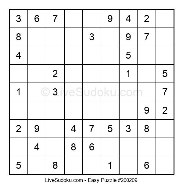 Beginners Puzzle #200209