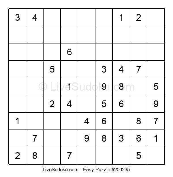 Beginners Puzzle #200235