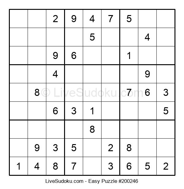 Beginners Puzzle #200246