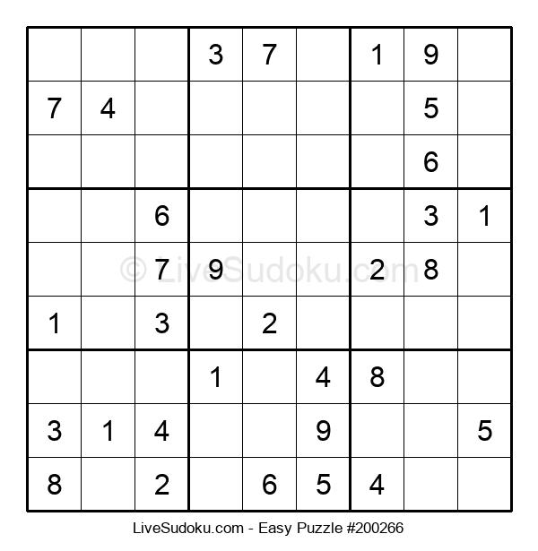 Beginners Puzzle #200266