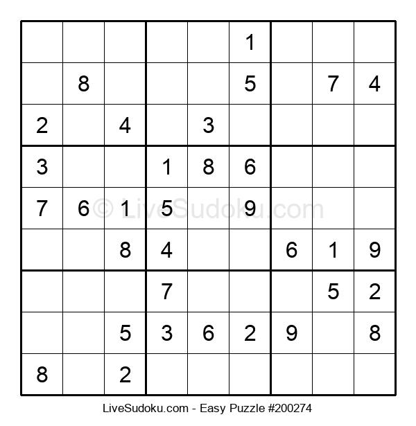 Beginners Puzzle #200274