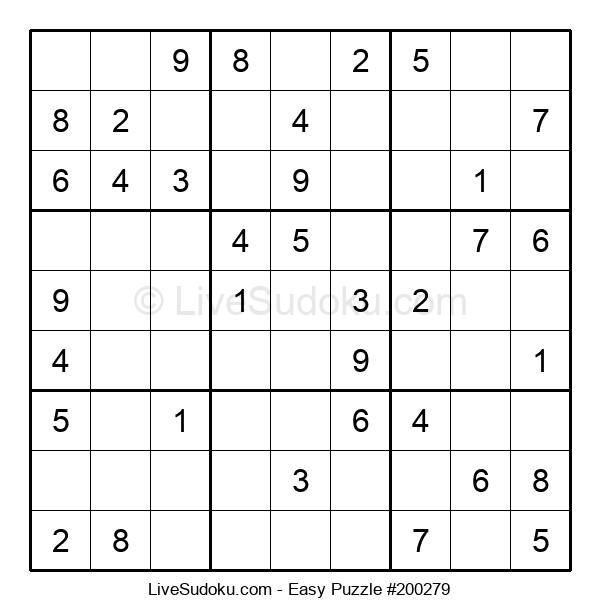 Beginners Puzzle #200279