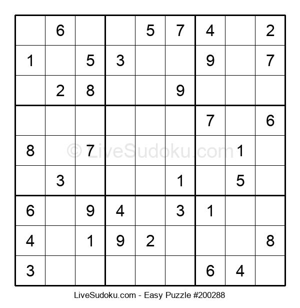 Beginners Puzzle #200288