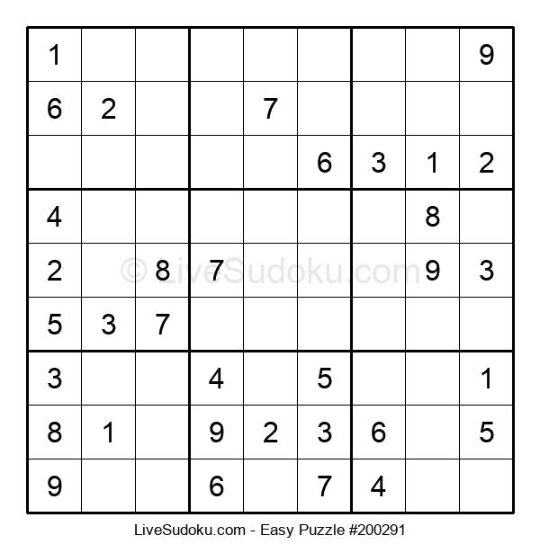 Beginners Puzzle #200291