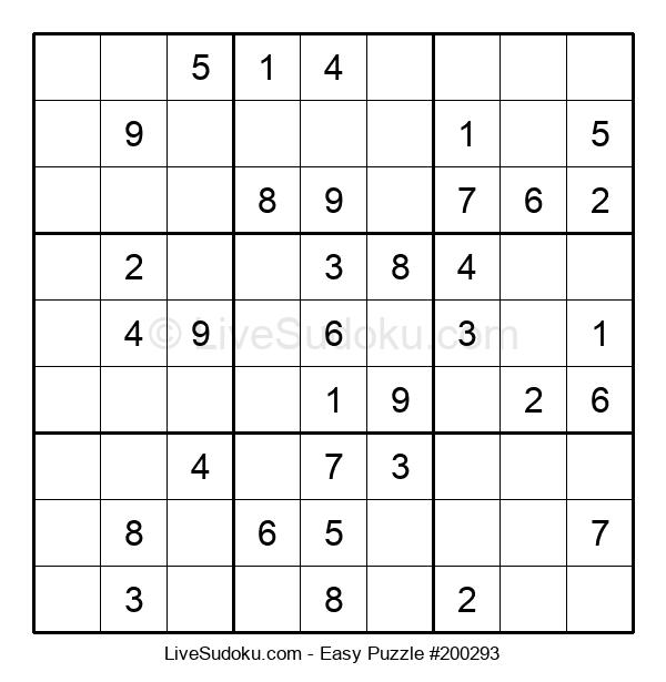 Beginners Puzzle #200293