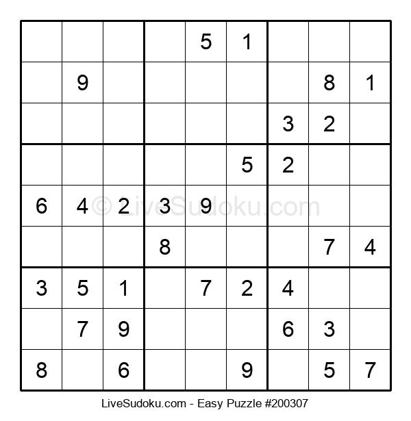 Beginners Puzzle #200307