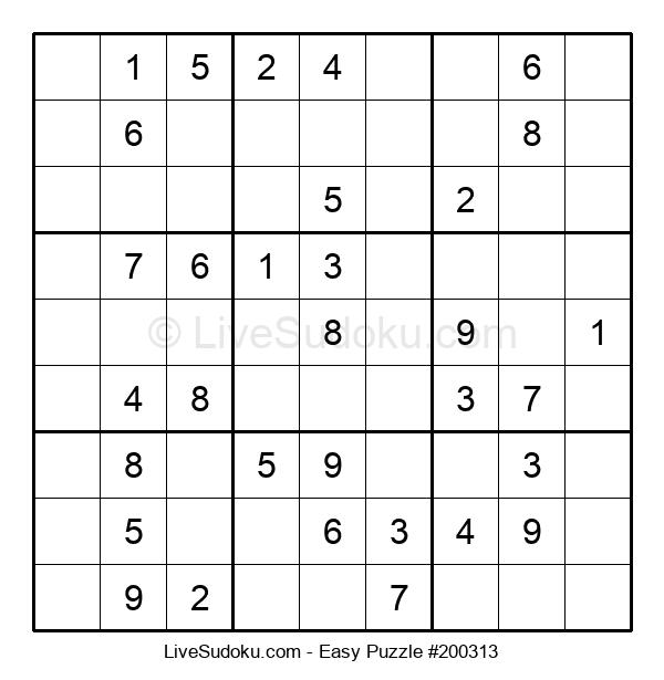 Beginners Puzzle #200313
