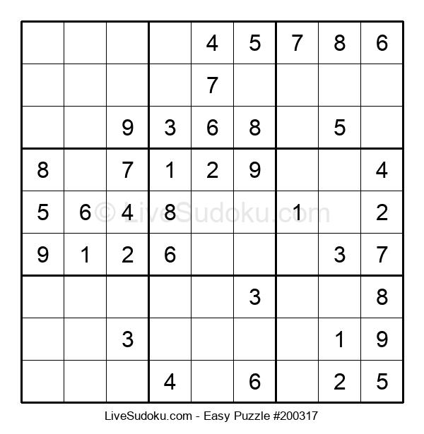 Beginners Puzzle #200317