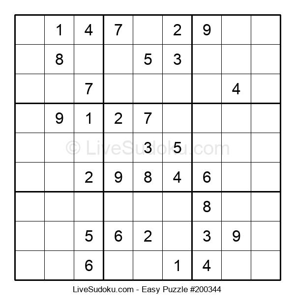 Beginners Puzzle #200344