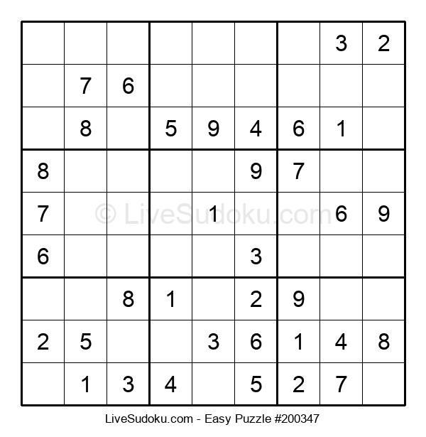 Beginners Puzzle #200347