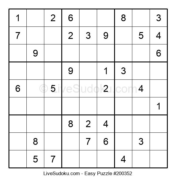 Beginners Puzzle #200352