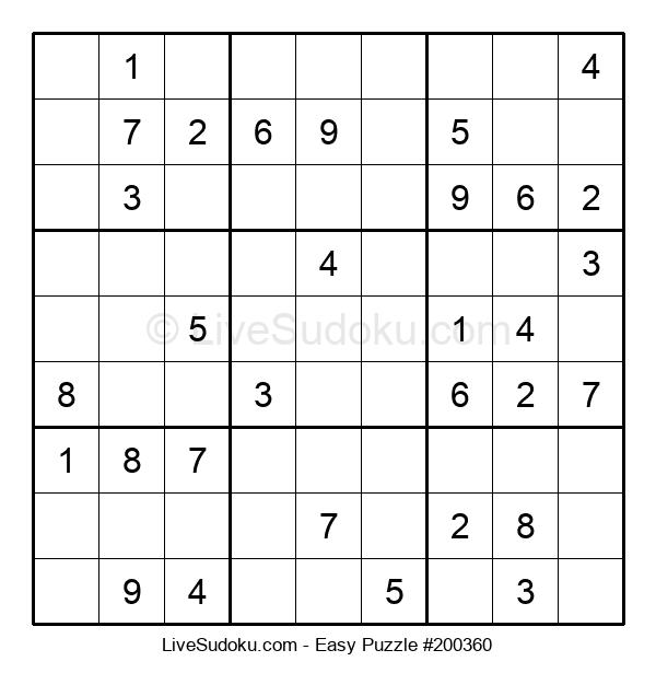 Beginners Puzzle #200360