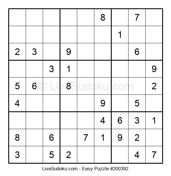 Beginners Puzzle #200392
