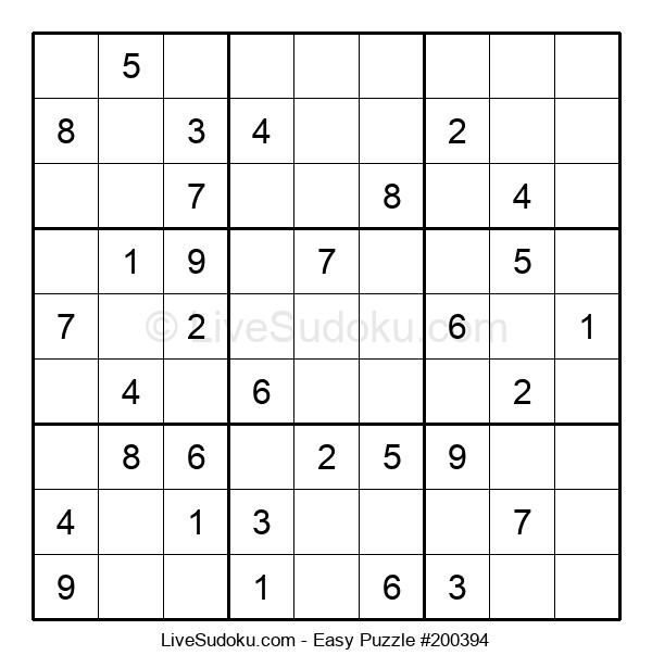 Beginners Puzzle #200394