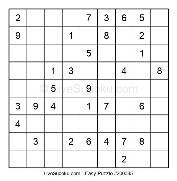 Beginners Puzzle #200395