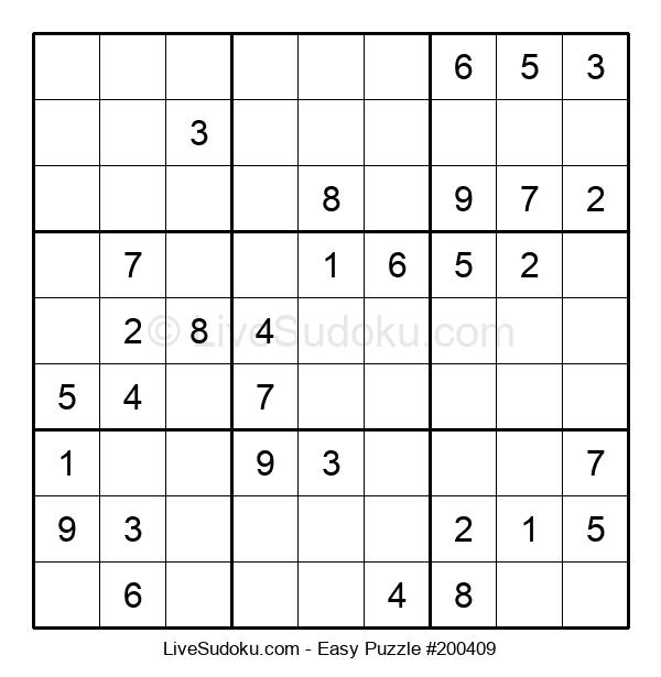 Beginners Puzzle #200409