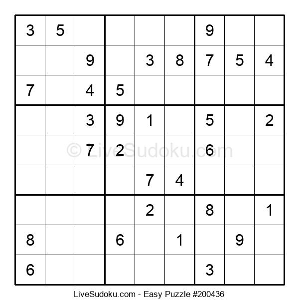 Beginners Puzzle #200436