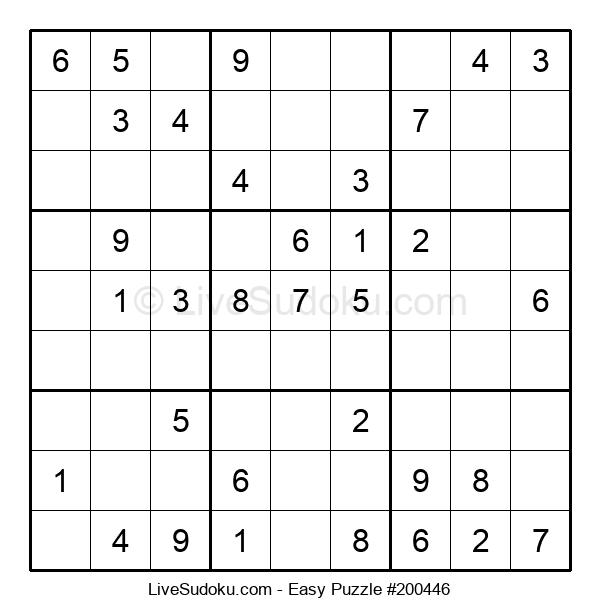 Beginners Puzzle #200446