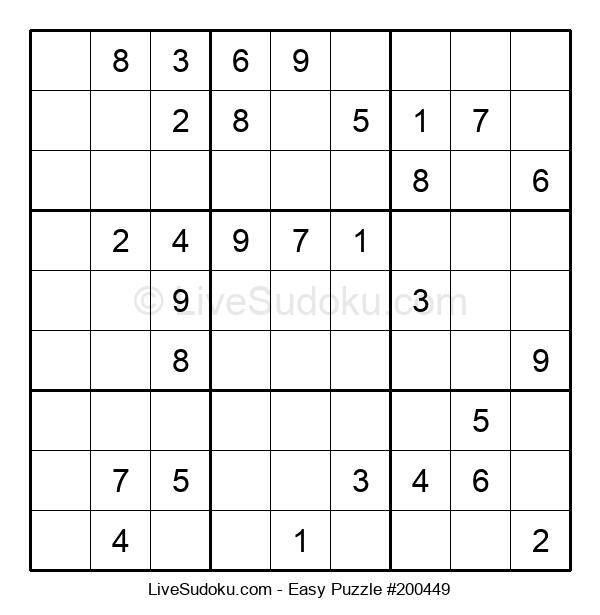 Beginners Puzzle #200449
