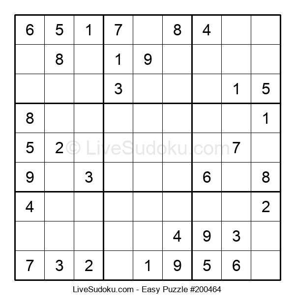 Beginners Puzzle #200464