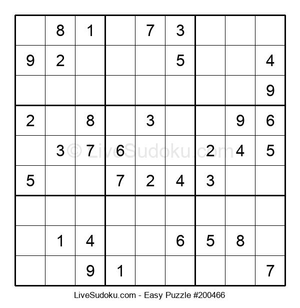 Beginners Puzzle #200466