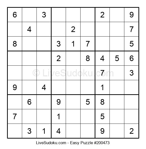 Beginners Puzzle #200473